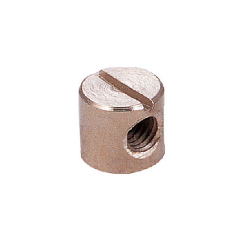 Furniture fittings Steel M8 Steel connector nut m8 joint connector nuts